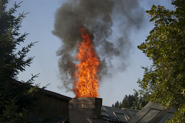 The Truth About Chimney Fires