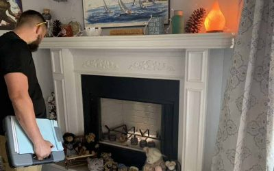Water Intrusion In Your Fireplace