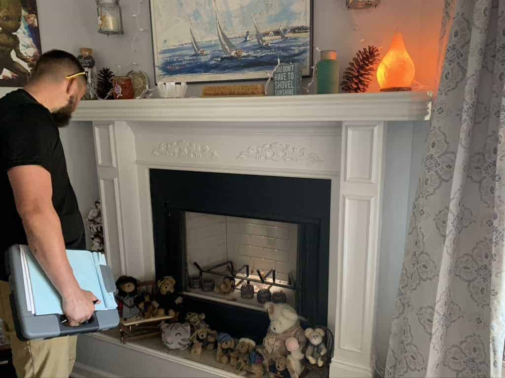 Alabama Fireplace Inspection During the Winter
