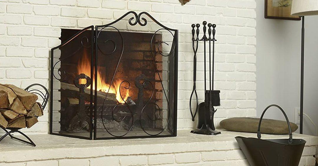 Fireplace Toolset & Use