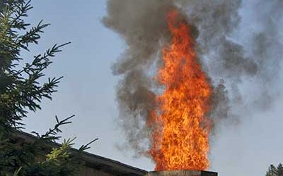 Preventing A Chimney Fire Tips